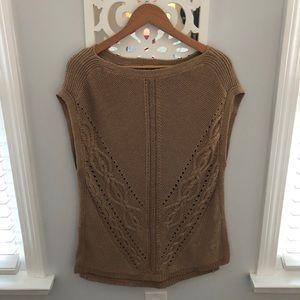 White House Black Market Tunic Sweater NWOT